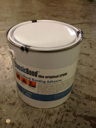 Classic Bond Solvent Based Bonding Adhesive - 2.5Ltr Tub