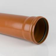 160mm Underground 3Mtr Pipe