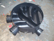 110mm Underground 450mm Manhole Base