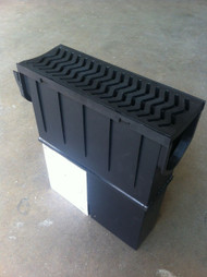 PVC Topped Sump Box