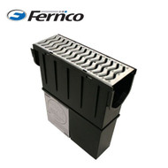 Galvanised Steel Topped Sump Box