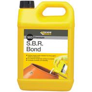 Everbuild 503 Premium S.B.R. Bond Admixture, 5 Litre