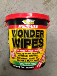 Everbuild Wonderwipes Giant tub - 300no