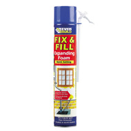 Everbuild Fix & Fill Hand Held Foam - 750ml