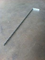 1000mm Bent Restraint Strap - Heavy Duty
