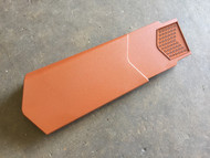 Right Hand Dry Verge - Terracotta