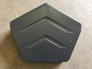Angled Ridge Cap - Slate Grey