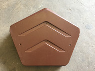 Angled Ridge Cap - Brown