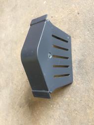 Dry Verge Starter Block - Slate Grey