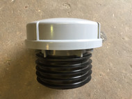 110mm Soil Pipe External Use Air Admittance Valve - Grey