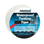 Everbuild Aquaseal Waterproof Tanking Tape - 5Mtr Roll