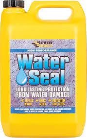Everbuild 402 Water Seal - Water Repellent - 5Ltrs