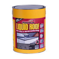 Everbuild Aquaseal Liquid Roof All Weather Roofing System 21Kg Tin