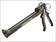 Everbuild Power Pro Sealant Gun for both 310ml & 400ml Cartridges