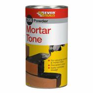 Everbuild 208 Powder Mortar Tone Cement Dye - 1Kg - Brown