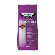 Bond It 3KG Grey Floor Tile Grout - Cement Based Grout