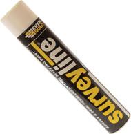Everbuild Surveyline White 700ml - semi-permanent line marking paint
