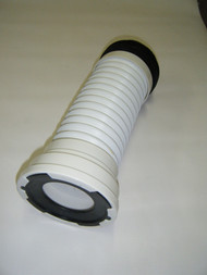 110mm Flexible Pan Connector - Short Length 200mm to 350mm