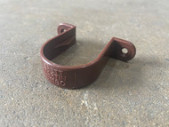 32mm Waste Pipe Clip - Brown Push-fit