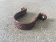 40mm Waste Pipe Clip - Brown Push-fit