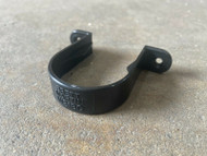 40mm Waste Pipe Clip- Black Push-fit