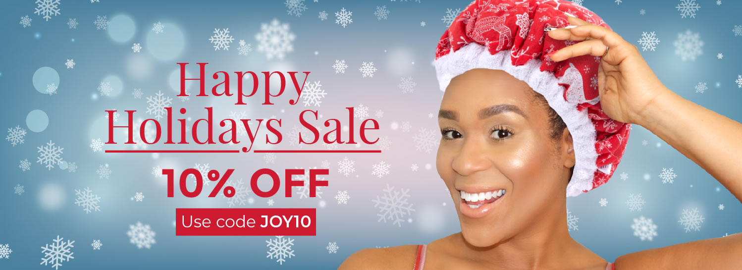 Deep Conditioning Cap Holiday Sale
