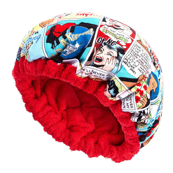Comic Hot Head Deep Conditioning Heat Cap
