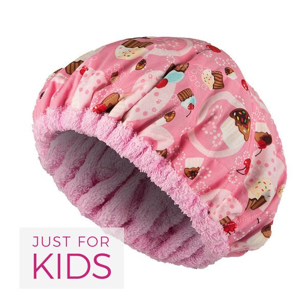 Cupcakes Little Hot Head Deep Conditioning Heat Cap