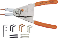 SKU : 75  -  Quick Switch Pliers with Automatic Ratchet Lock and Tip Kit
