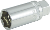 """SKU : 529  -  Magnetic Spark Plug Socket - 13/16"""" size, 3/8"""" Dr."""