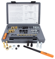 SKU : 971  -  48 Pc. SAE and Metric Thread Restorer Kit