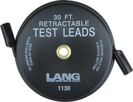 SKU : 1130  -  Retractable Test Leads - 1 Lead x 30 ft.