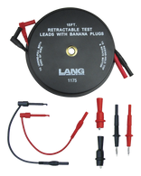 SKU : 1176  -  7-Piece Retractable Test Lead Set