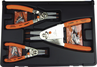SKU : 1465  -  3-PC. Quick Switch Retaining Ring Pliers Set