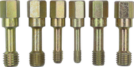 SKU : 2588  -  6-PC. Metric Thread Restorer Tap Set