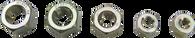 SKU : 2594  -  5-PC. Metric Thread Restorer Die Set