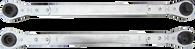 SKU : 8584  -  2-PC. Ratcheting Serpentine Belt Wrench Set