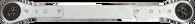"SKU : 8660  -  5/8"" x 11/16"" 12 Pt. Extra Long Box Wrench"