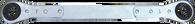 SKU : 8666  -  17mm x 19mm 12 Pt. Extra Long Box Wrench