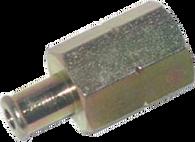 """SKU : 60238  -  M14-1.50 female by 3/8"""" tube end"""