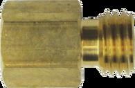 SKU : 60410  -  M8-1.0 female by M12-1.50 male