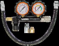 SKU : CLT-2  -  Cylinder Leakage Tester with 2 Gauges - 100 psi