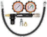 SKU : CLT-4  -  Cylinder Leakage Tester with 2 Gauges - 35 psi