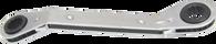 SKU : ROWM-1415  -  14mm X 15mm 12 Pt. Offset Ratchet Box Wrench