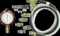 SKU : TU-32-2  -  Basic Diesel Fuel Pressure Test Kit