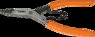 "SKU : 1407 - Lock Ring Pliers - 9"" Straight Tip"