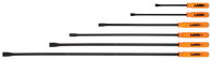 SKU : 853-6ST - 6-Pc. Pry Bar with Strike Cap Set