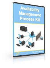 Availability Management Process Kit