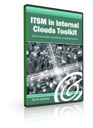 ITSM in Internal Clouds Toolkit