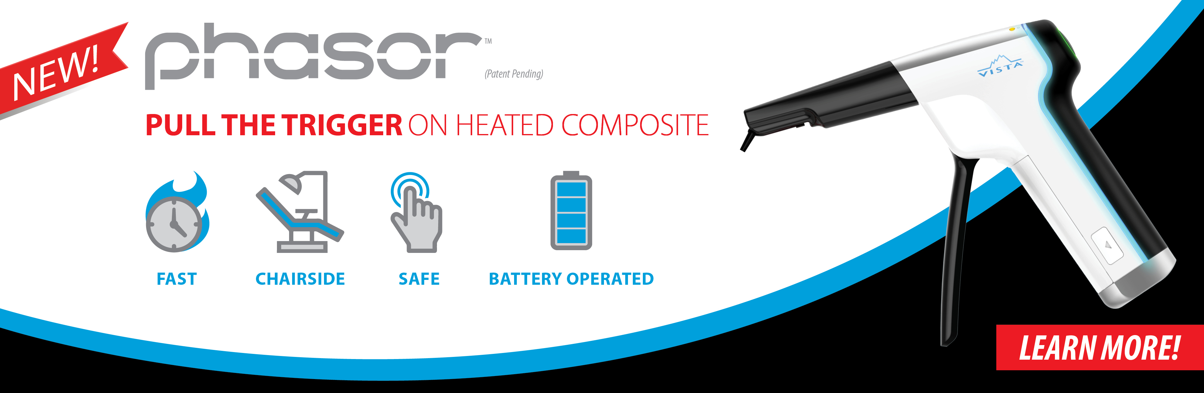 Phasor™ Composite Heating System